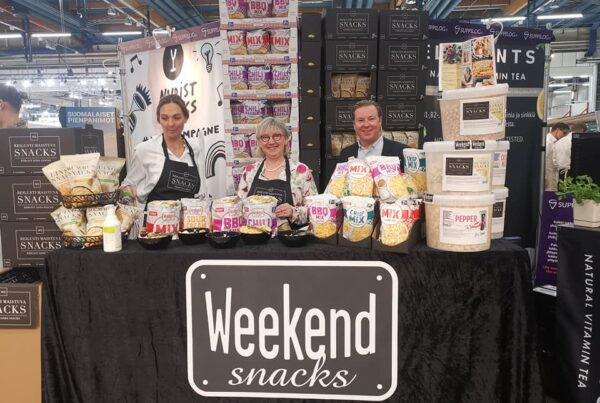Weekend Snacks Gastro-messuilla